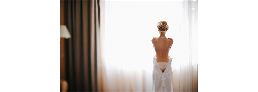 Sensual wedding photographer Paris France