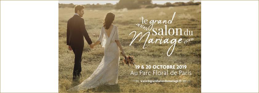 Grand Salon du Mariage - Parc Floral Paris octobre 2019